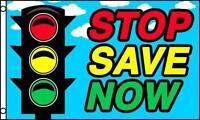 BLUE NOW OPEN ADVERTISEMENT 3X5 FLAG FL556 sale business banner sales shop