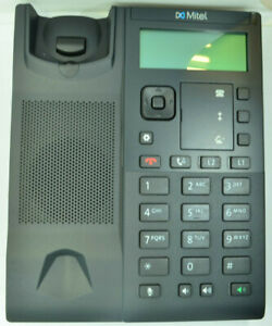 Sealed Mitel 6863i VoIP Business Office Phone W/ Handset And Stand