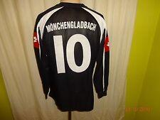 Borussia Mönchengladbach Lotto Langarm Matchworn Trikot 2005/06 + Nr.10 Gr.M
