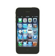Apple iPhone 4s - 8GB - Black (Sprint) A1387(CDMA + GSM)LOCKED TO SPRINT NETWORK