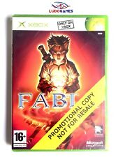 Pal version Microsoft Xbox Fable