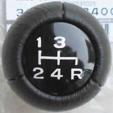 Genuine Datsun 1200 280z 240z 260z 280zx 4 speed Classic Shift Knob Black OEM