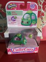 New Shopkins Cutie Cars Series 1 Jelly Joyride #18 with Mini Shopkins!