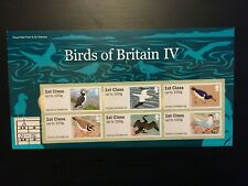 GB 2011 Birds of Britain IV Post and Go 1st class up to 100gms Pres Pack