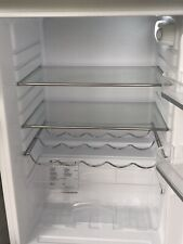 Hoover HFLE54W Under Counter Fridge (White) With Wine Rack