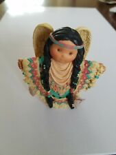 Vintage 1996 Enesco Friends of a Feather Figurine Great Spirit Guide #188182