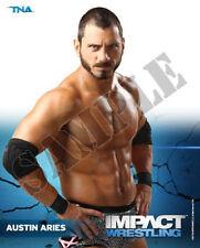 Official TNA Impact Wrestling - Austin Aries - 8x10 - P100