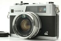 [EXC+5] Yashica Electro 35 GX Rangefinder Film Camera 40mm f/1.7 from Japan A005