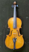 Violin by Arnold Voigt, London, 1890