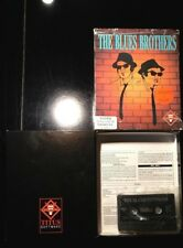 THE BLUES BROTHERS COMMODORE 64/128 C64/128 ITA BIG BOX RARO