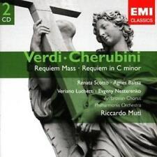 Giuseppe Verdi : Requiems (Muti) CD (2004) ***NEW***