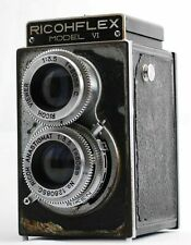 【AS IS】RICOH FLEX MODEL Ⅵ Film camera From Japan