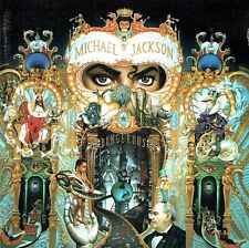 (CD) Michael Jackson - Dangerous - Heal The World, Will You Be There, Jam, u.a.