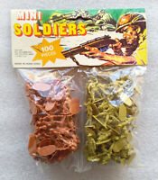 100 Old Vintage Plastic ✱ SMALL SOLDIERS ✱ Toys made Hong Kong ( No Airfix ) #3