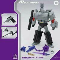 "New Deformabl Robot Megatron MFT Zero G1 MP-36 KO 4.5"" Action Figure Kids Toys"