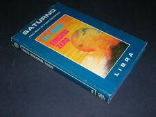 H.L. Gold, Enigma Zero, Libra-Saturno n° 26