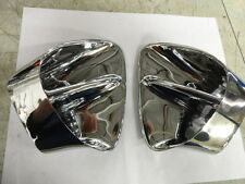 HONDA GOLDWING GL1800 2001-2010 CHROME INTAKE SIDE VENT INSERTS