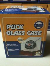 Steiner Sports Light Up Puck Holder / Display