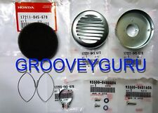Honda Z50 A K0 K1 K2 Air Cleaner Filter Kit 17221-045-670 17231-045-670 and more
