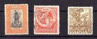 Papua 1932 Local Motifs MH/VFU X8271