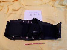 Cls2X Usa Back Support lifting safety brace Size Xx Large Black