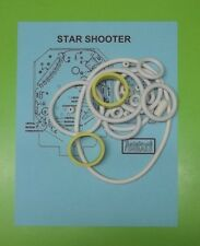1980 Allied Leisure Star Shooter pinball rubber ring kit
