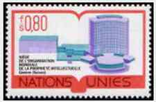 Timbre Nations Unies Genève 63 ** lot 13644