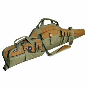 "Blackheart Gear - Vital 48"" Scoped Rifle Case Combo"