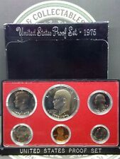 """1975 """"S"""" U.S. Mint  Proof Set   East Coast Coin & Collectables, Inc."""