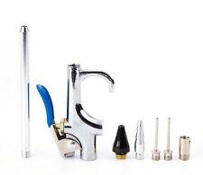 7-Piece Blow Gun Kit / clean garage floor & work  bench