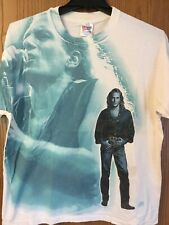 Michael Bolton.   World Tour 1994 White Shirt.  XL.  Stain On Back.