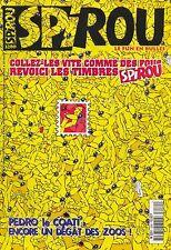 Magazine Spirou 3280 Sans les timbres