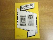 May/June 1988, CARTOPHILIC NOTES & NEWS, The Grand National, Japanese Geishas.