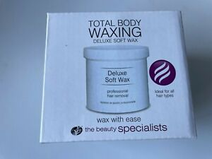 Rio Total Body Waxing Deluxe Soft Wax