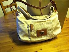Original Etienne Aigner Tasche große Damentasche Shopper Beige/Gold NEU