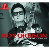 ROY ORBISON - THE ABSOLUTELY ESSENTIAL 3CD COLLECTION 3 CD NEU