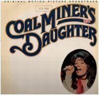 Coal Miner's Daughter Original Soundtrack Vinyl Album -- Misprint Label!!