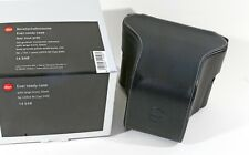 Leica M Typ 240 Large-Front Black Leather Case #14548 - Low, Low Pricing!