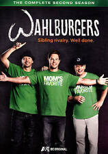 Wahlburgers Season 2 (DVD, 2-disc, 2014) New with slipcover