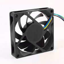 70mm 7cm 12v 4pin Hydraumatic Cooling Fan for Computer CPU Cooler PC Case