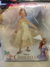 Disguise Cinderella Movie Wedding Dress Deluxe Costume, Medium 8/10