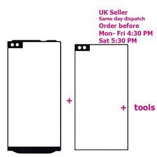 LG V10 pantalla táctil de vidrio exterior Con Lente Interior 2 un. Set H960A H900 H901 VS990
