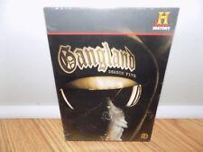 Gangland: Season Five (DVD, 2010, 3-Disc Set) BRAND NEW, SEALED