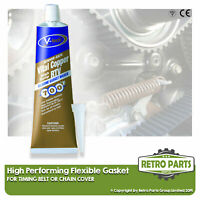 Timing Belt / Chain Cover Pro Flexible Gasket  For Vauxhall. Seal Fix DIY