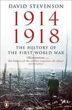 1914-1918: The History of the First World War, Stevenson, David, New Book