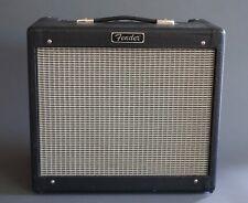 Ampeg Mercury M12 Amplifier 1962 Vintage Guitar Amp in FenderBlues Jr. Cabinet