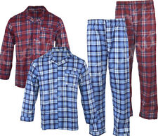 Unbranded Check Button Front Nightwear for Men