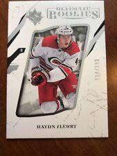2017-18 UD Ultimate Rookies #52 Haydn Fleury /399