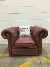 Chesterfield Leather Modern Armchairs
