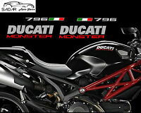 Kit adesivi per Ducati Monster 796
